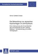 Grieser, Simon Gottlieb: Die Behandlung von aty...