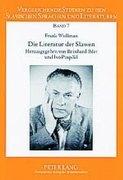 Pospisil, Ivo;Wollman, Frank: Die Literatur der...