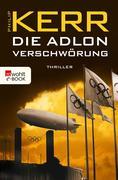 eBook: Die Adlon Verschwörung