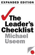 eBook: The Leader's Checklist