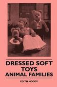 eBook: Dressed Soft Toys - Animal Families