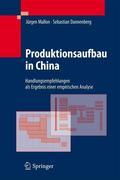 eBook: Produktionsaufbau in China