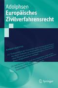 eBook: Europäisches Zivilverfahrensrecht