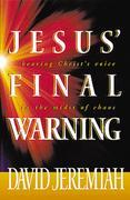 eBook: Jesus' Final Warning