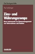 Lerbinger, Paul: Zins- und Währungsswaps