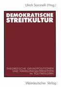 Sarcinelli, Ulrich: Demokratische Streitkultur