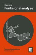 Jondral, Friedrich K.: Funksignalanalyse