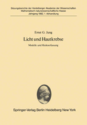 Jung, Ernst G.: Licht und Hautkrebse