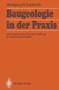 Dachroth, Wolfgang R.: Baugeologie in der Praxis
