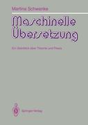 Reimann, Martina: Maschinelle Übersetzung