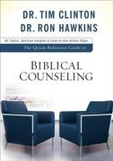eBook: Quick-Reference Guide to Biblical Counseling