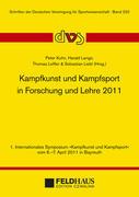 Kampfkunst und Kampfsport in Forschung und Lehr...