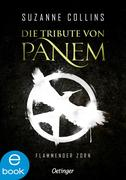 eBook: Die Tribute von Panem 3. Flammender Zorn