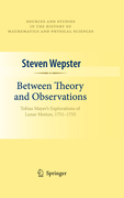 Wepster, Steven: Between Theory and Observations