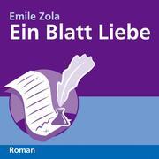 0405619807352 - Émile Zola: Ein Blatt Liebe - كتاب