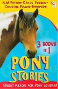 eBook: Pony Stories (3 Book Bind-Up)