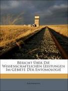 Anonymous: Bericht Über Die Wissenschaftlichen ...