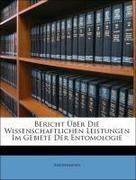 Anonymous: Bericht ueber die Wissenschaftlichen...