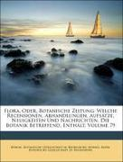 Königl. Botanische Gesellschaft in Regensburg;K...