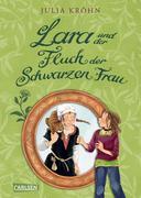 eBook:  Lara auf Zeitreise, Band 2: Lara und der Fluch der Schwarzen Frau