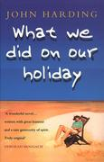 eBook: What We Did On Our Holiday