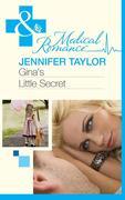 eBook: Gina's Little Secret (Mills & Boon Medical)