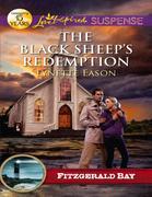 eBook: Black Sheep's Redemption (Mills & Boon Love Inspired Suspense) (Fitzgerald Bay - Book 5)