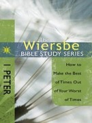 eBook:  The Wiersbe Bible Study Series: 1 Peter