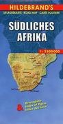 Südliches Afrika 1 : 2 500 000. Hildebrand´s Ur...