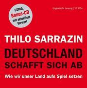 0405619807086 - Sarrazin, Thilo: Deutschland schafft sich ab - كتاب