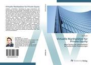 9783639407310 - Häupler, Jan: Virtuelle Marktplätze für Private Equity - 書