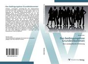9783639407723 - Ickler, Monika: Das bedingungslose Grundeinkommen - 书