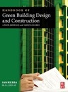 Kubba,  Sam: Handbook of Green Building Design and Construction