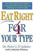 eBook: Eat Right 4 Your Type