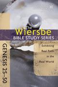 eBook:  The Wiersbe Bible Study Series: Genesis 25-50