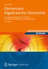 Hulek,  Klaus: Elementare Algebraische Geometrie