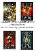 eBook: Gordianus The Finder Omnibus (Books 1-4)