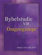 Dirkie Van der Spuy: Bybestudie vir omgeegroepe