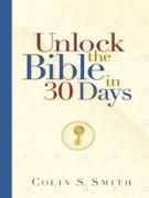 eBook: Unlock the Bible in 30 Days