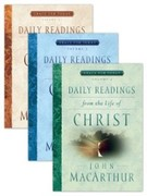 eBook: Daily Readings From the Life of Christ Volumes 1-3