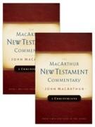 eBook: 1 & 2 Corinthians MacArthur New Testament Commentary Set