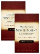 eBook: 1 & 2 Peter and Jude MacArthur New Testament Commentary Set