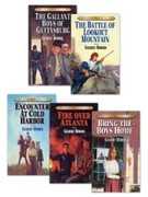 eBook: Bonnets and Bugles Series Books 6-10