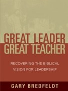 eBook: Great Leader, Great Teacher