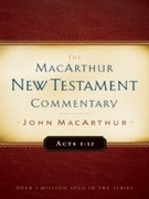 eBook: Acts 1-12 MacArthur New Testament Commentary