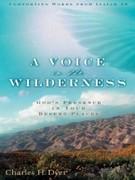 eBook: Voice in the Wilderness