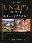 eBook: New Unger's Bible Dictionary