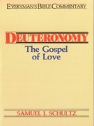 eBook: Deuteronomy - Everyman's Bible Commentary
