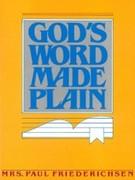 eBook: God's Word Made Plain