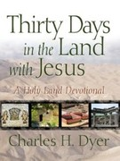 eBook: Thirty Days in the Land with Jesus